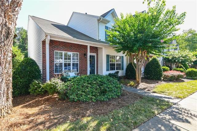 108 Tannenbaum Circle, Greensboro, NC 27410 (#987900) :: Premier Realty NC