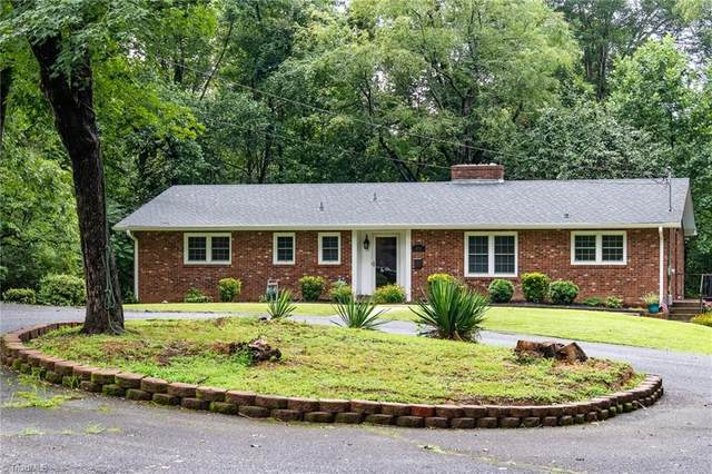 140 Park Circle Drive, Jonesville, NC 28642 (MLS #987966) :: Team Nicholson