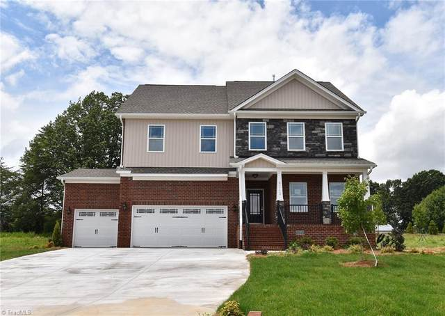 8112 Ridgeback Court Lot 26, Stokesdale, NC 27357 (MLS #987972) :: Ward & Ward Properties, LLC