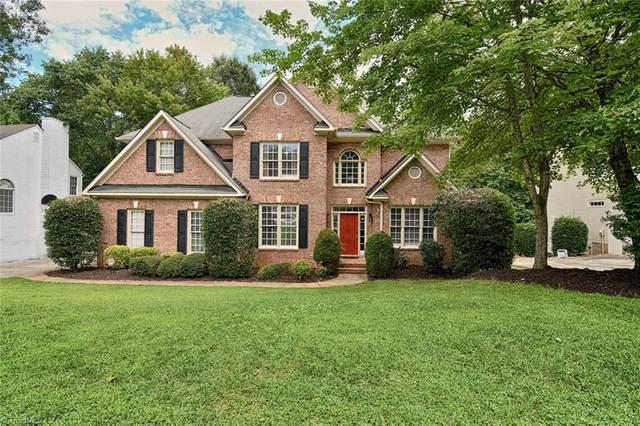 2500 Veranda Lane, Greensboro, NC 27455 (MLS #987975) :: Team Nicholson