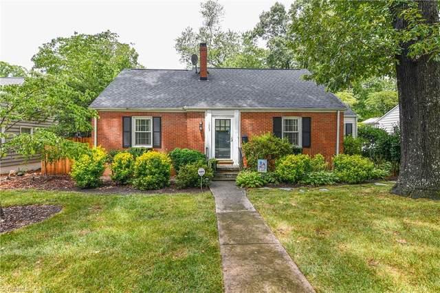 1003 Twyckenham Drive, Greensboro, NC 27408 (MLS #988042) :: Ward & Ward Properties, LLC