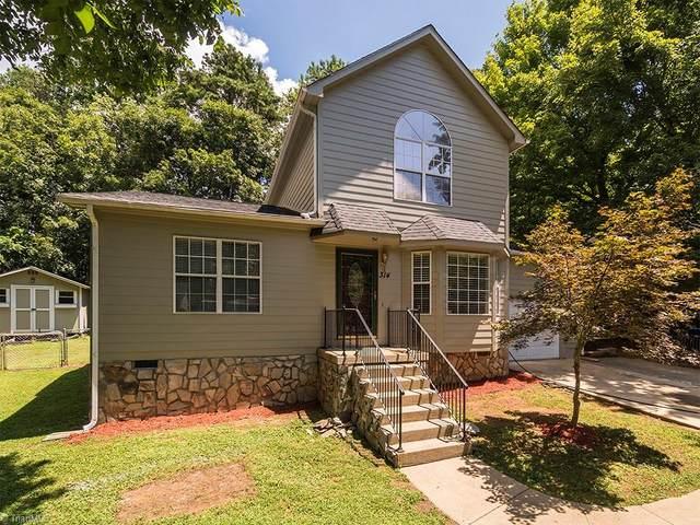 314 Wilson Street, Graham, NC 27253 (#988052) :: Premier Realty NC