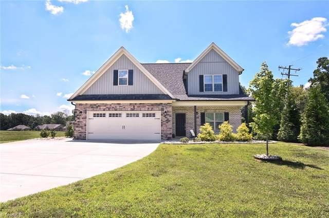 112 Dorchester Street, Clemmons, NC 27012 (MLS #988061) :: Berkshire Hathaway HomeServices Carolinas Realty