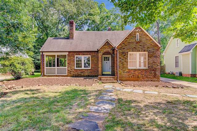 1903 Fernwood Drive, Greensboro, NC 27408 (#988098) :: Premier Realty NC