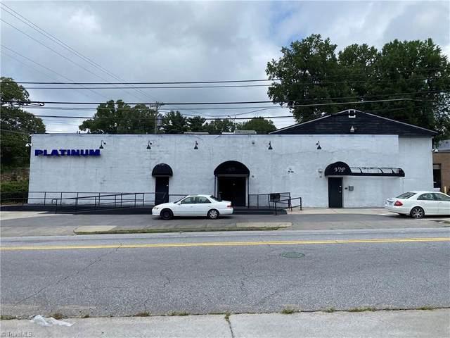 875 Northwest Boulevard, Winston Salem, NC 27101 (MLS #988116) :: Team Nicholson