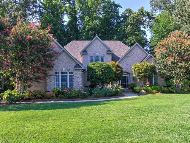 710 James Doak Parkway, Greensboro, NC 27455 (#988134) :: Premier Realty NC