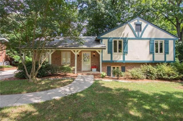 2105 New Castle Drive, Winston Salem, NC 27103 (MLS #988143) :: Ward & Ward Properties, LLC