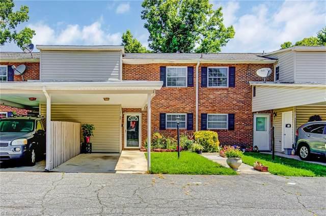 2218 Shadow Valley Road D, High Point, NC 27265 (MLS #988169) :: Ward & Ward Properties, LLC