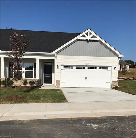 White Hawk @Calebs Creek, Kernersville, NC 27284 (MLS #988176) :: Ward & Ward Properties, LLC