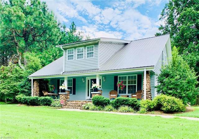 1347 Thurmond Road, Thurmond, NC 28683 (MLS #988307) :: Ward & Ward Properties, LLC