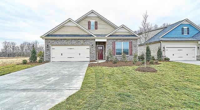 5424 Quartz Avenue Lot #118, Clemmons, NC 27012 (MLS #988331) :: Ward & Ward Properties, LLC