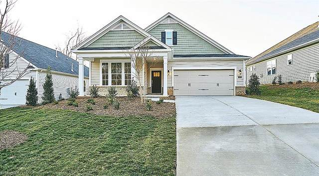 4321 Graphite Avenue Lot #116, Clemmons, NC 27012 (MLS #988361) :: Ward & Ward Properties, LLC