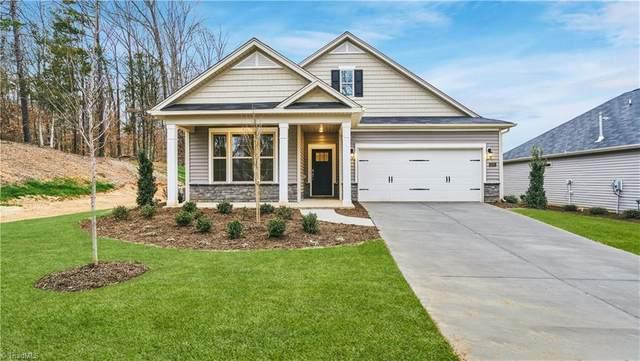 5410 Quartz Avenue Lot #120, Clemmons, NC 27012 (MLS #988367) :: Ward & Ward Properties, LLC