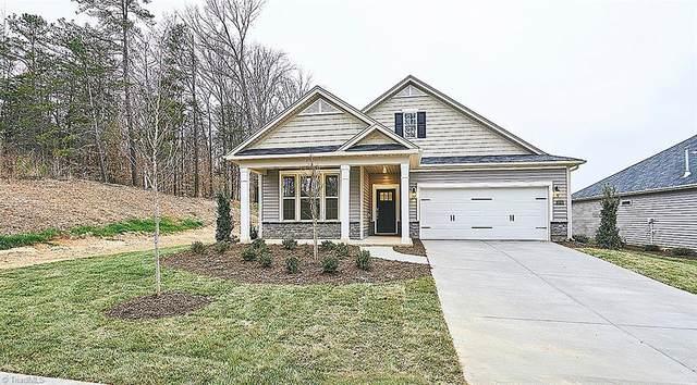5436 Quartz Avenue Lot #142, Clemmons, NC 27012 (MLS #988369) :: Ward & Ward Properties, LLC