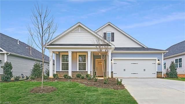 5416 Quartz Avenue #119, Clemmons, NC 27012 (MLS #988372) :: Ward & Ward Properties, LLC