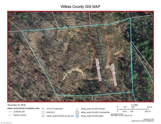 Flint Hill Road, North Wilkesboro, NC 28659 (MLS #988379) :: Ward & Ward Properties, LLC