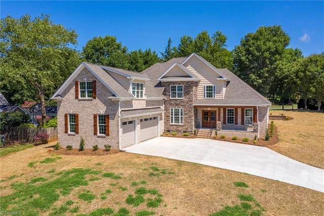 114 Aviara Drive, Advance, NC 27006 (MLS #988391) :: Team Nicholson