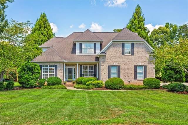 702 James Doak Parkway, Greensboro, NC 27455 (#988445) :: Premier Realty NC