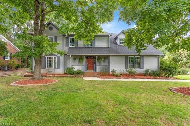 1120 Jefferson Road, Greensboro, NC 27410 (#988462) :: Premier Realty NC