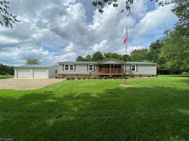 604 Mountain Scenery Road, Roaring River, NC 28669 (MLS #988494) :: Ward & Ward Properties, LLC