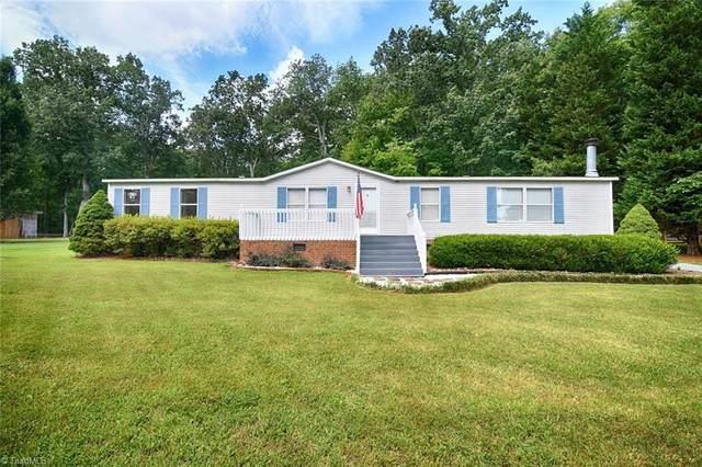 2125 Beeson Road, Oak Ridge, NC 27310 (MLS #988555) :: Berkshire Hathaway HomeServices Carolinas Realty