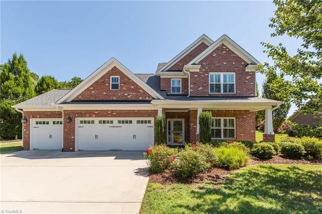 1050 Old Stone Lane, Kernersville, NC 27284 (#988598) :: Premier Realty NC