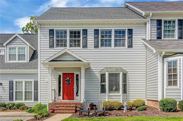3746 Cardinal Downs Drive, Greensboro, NC 27410 (MLS #988633) :: Greta Frye & Associates | KW Realty Elite