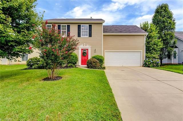 1015 Brookgreen Lane, Kernersville, NC 27284 (#988687) :: Premier Realty NC