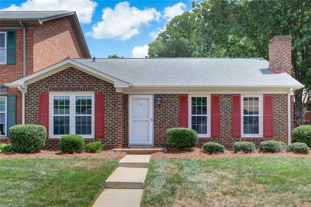 4903 Tower Road, Greensboro, NC 27410 (MLS #988696) :: Ward & Ward Properties, LLC