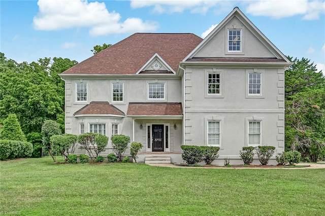 6200 Wescott Drive, Summerfield, NC 27358 (MLS #988703) :: Ward & Ward Properties, LLC