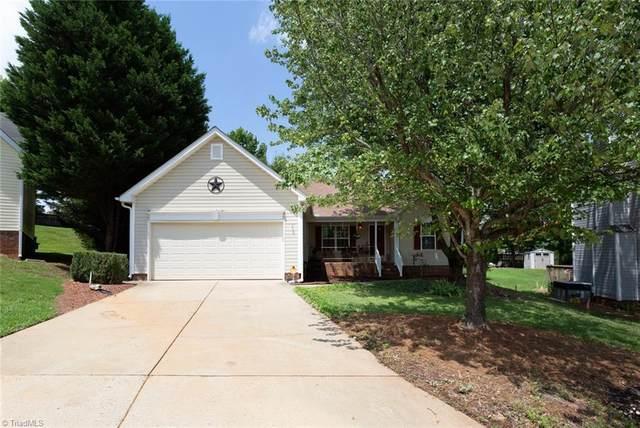 6 Dunchurch Court, Greensboro, NC 27455 (MLS #988760) :: Ward & Ward Properties, LLC
