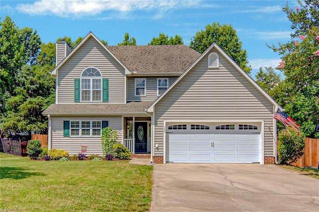 120 Crossglenn Drive, Winston Salem, NC 27103 (MLS #988771) :: Ward & Ward Properties, LLC
