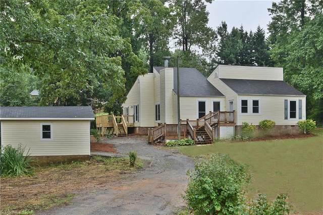 210 Pinelawn Drive, Kernersville, NC 27284 (#988817) :: Premier Realty NC