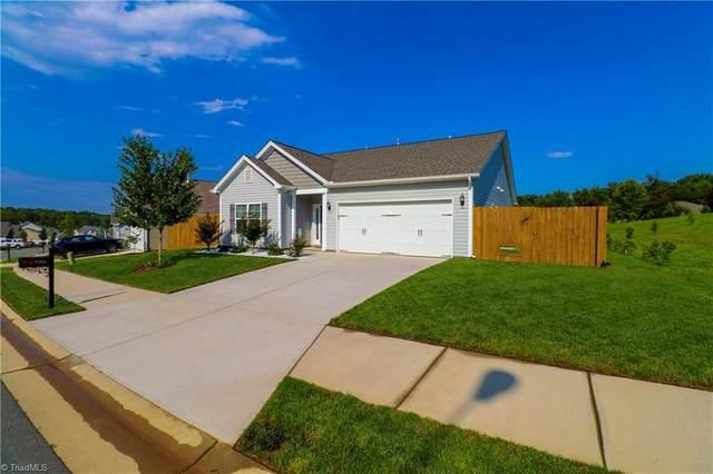5366 Holbein Gate Road, Walkertown, NC 27051 (MLS #988853) :: Ward & Ward Properties, LLC