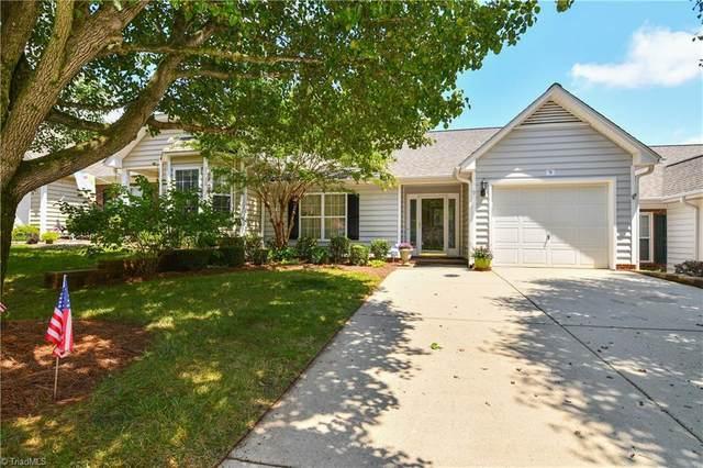 9 Mansfield Circle, Greensboro, NC 27455 (MLS #988857) :: Ward & Ward Properties, LLC