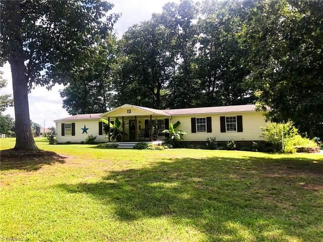 147 Calm Trail, State Road, NC 28676 (MLS #988861) :: Ward & Ward Properties, LLC