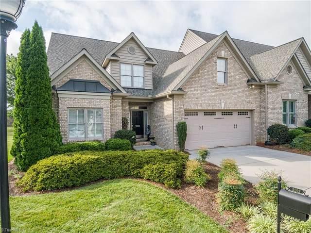 5502 Seven Gates Drive, Greensboro, NC 27410 (MLS #988878) :: Ward & Ward Properties, LLC