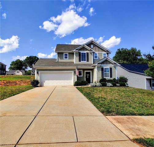 210 Boysenberry Drive, China Grove, NC 28023 (MLS #988923) :: Ward & Ward Properties, LLC
