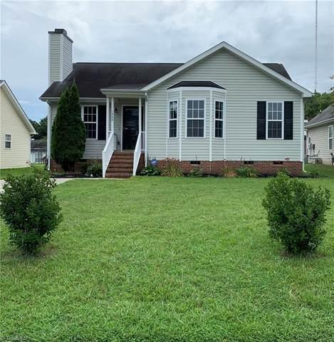 1702 Gordon Street, Greensboro, NC 27405 (MLS #988935) :: Ward & Ward Properties, LLC