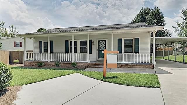 412 Arborwood Drive, Kernersville, NC 27284 (MLS #988941) :: Ward & Ward Properties, LLC
