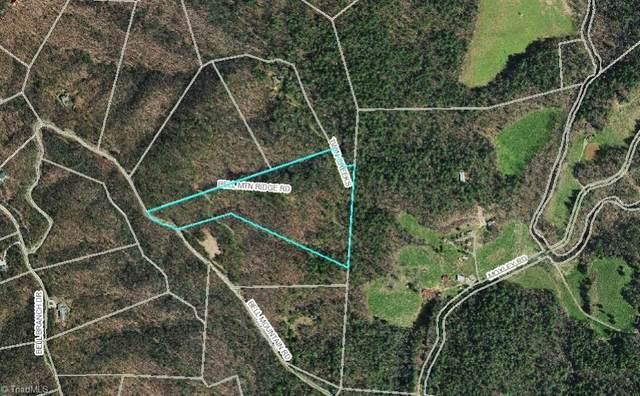 3 Bell Mountain Road, Traphill, NC 28685 (MLS #988942) :: Ward & Ward Properties, LLC