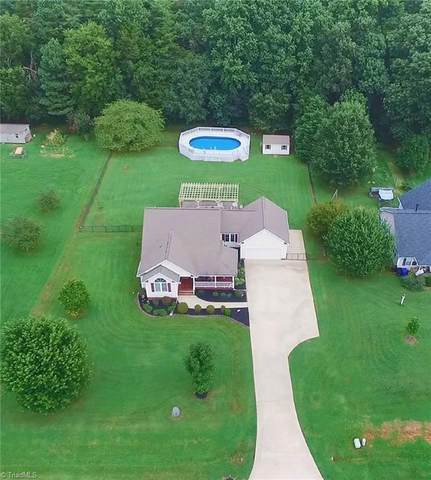 1037 Ravenwood Drive, Graham, NC 27253 (MLS #988977) :: Elevation Realty