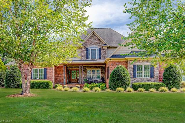 127 Bayhill Drive, Advance, NC 27006 (MLS #989045) :: Team Nicholson