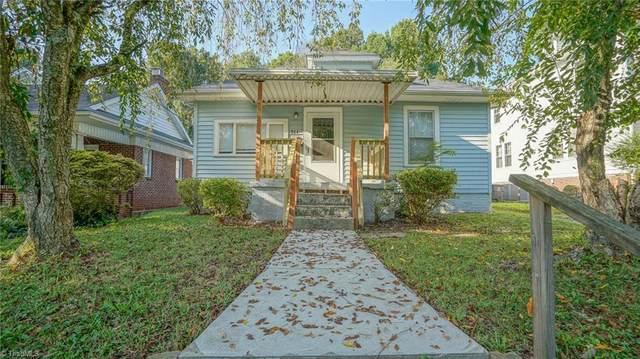 944 Walnut Street SW, Winston Salem, NC 27101 (MLS #989056) :: Team Nicholson