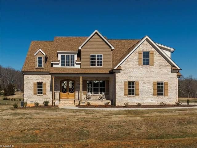 7908 E Gander Court, Greensboro, NC 27455 (MLS #989100) :: Ward & Ward Properties, LLC