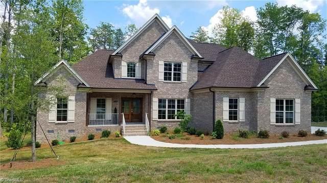 7910 E Gander Court, Greensboro, NC 27455 (MLS #989107) :: Ward & Ward Properties, LLC
