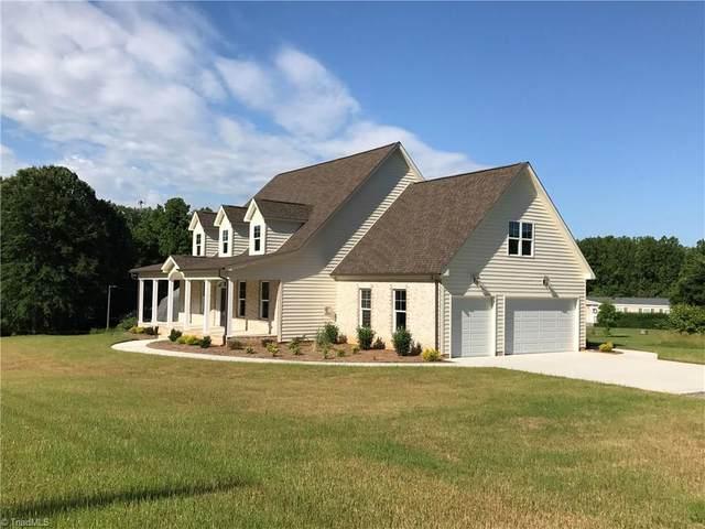 7911 E Gander Court, Greensboro, NC 27455 (MLS #989110) :: Ward & Ward Properties, LLC