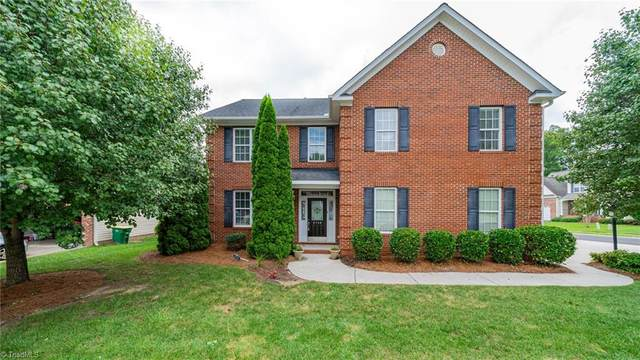 6740 Elm Hill Drive, Clemmons, NC 27012 (#989147) :: Premier Realty NC