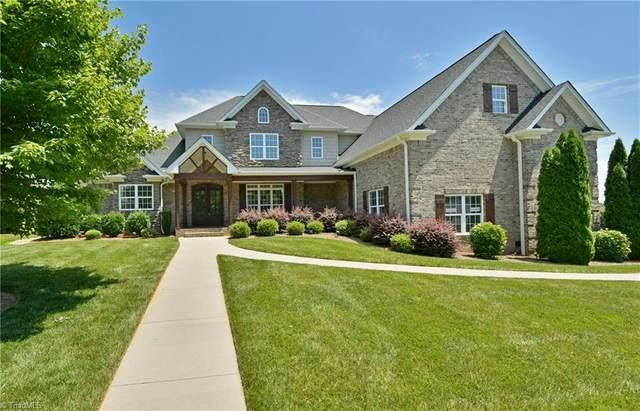 911 Berryhill Lane, Winston Salem, NC 27106 (MLS #989174) :: Ward & Ward Properties, LLC