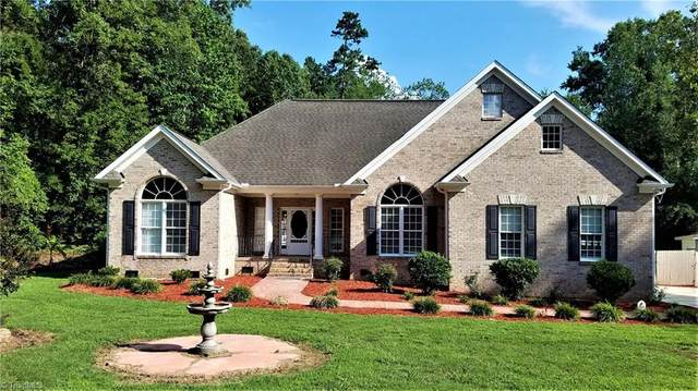 3 Kentbury Circle, Greensboro, NC 27406 (MLS #989217) :: Ward & Ward Properties, LLC